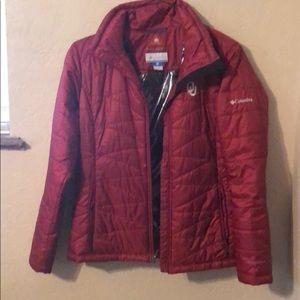 Columbia OU University of Oklahoma jacket
